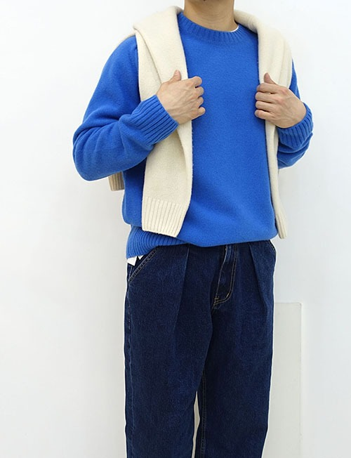 fine knit 2color